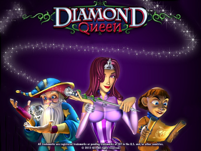 How To Play Diamond Queen Online Slots Game?